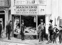 Manning Butcher Shop